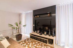 Painel para TV: como usar na decoração de casa