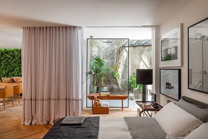 Modelos de cortina