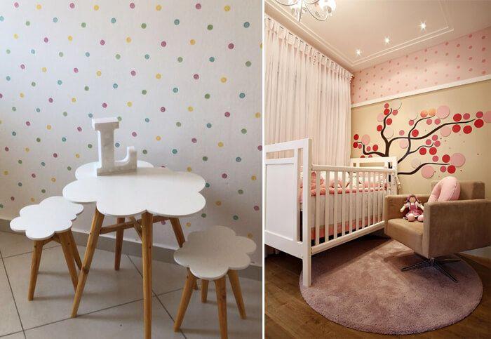 cômoda quarto infantil