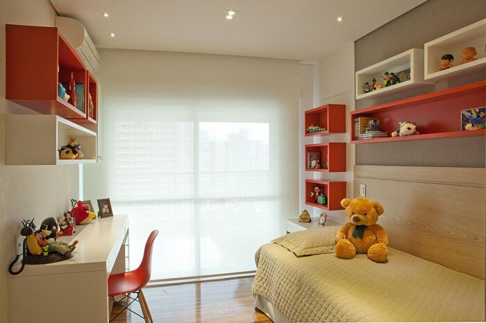 4 tipos de móveis que não podem faltar em quarto infantil