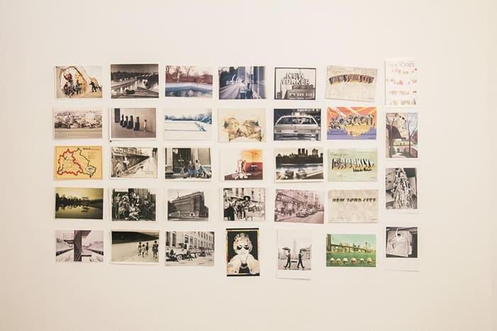 parede de memórias