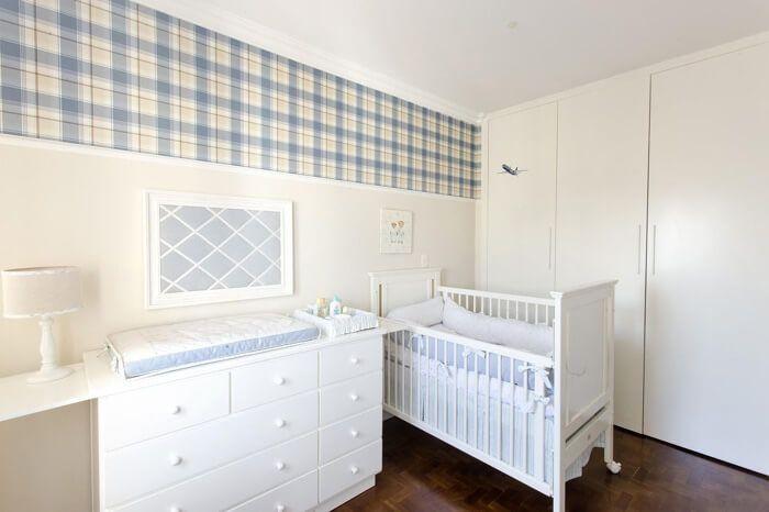 penteadeira quarto de bebê