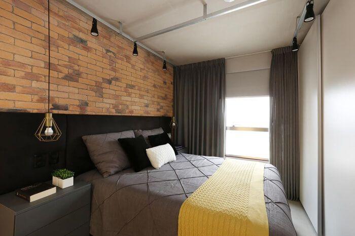 decoração de quarto com colchas