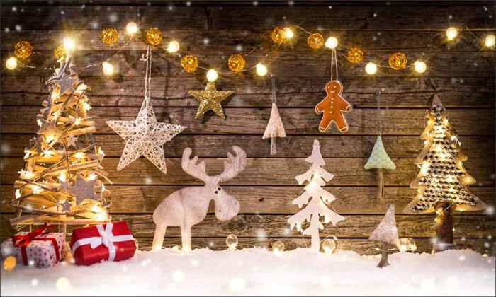 decorar no natal