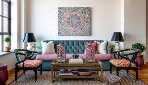 Tendência interiores 2021: quais as cores e estampas da moda