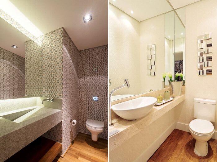 lavabo com cuba esculpida