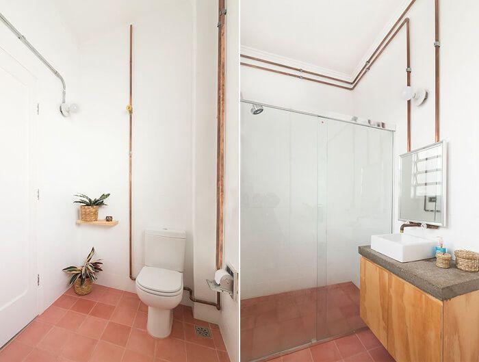 reforma de banheiros