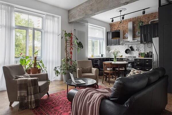 Read more about the article Como usar sofás estilo vintage em salas modernas